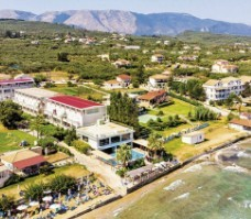 Řecko- Belussi Beach