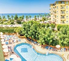 Turecko-Kleopatra Dreams Beach