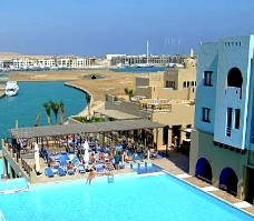 Egypt-Marina Lodge Port Ghalib Resort