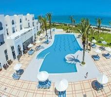 Tunisko-Hotel Aljazira Beach & Spa