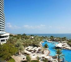 Arabské emiráty-Le Meridien Al Aqah