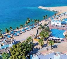 Arabské emiráty-Smartline Bin Majid Beach Resort