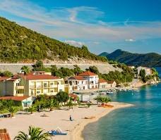 Chorvatsko-Plaža