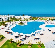 Tunisko - Hotel Caribbean World Djerba