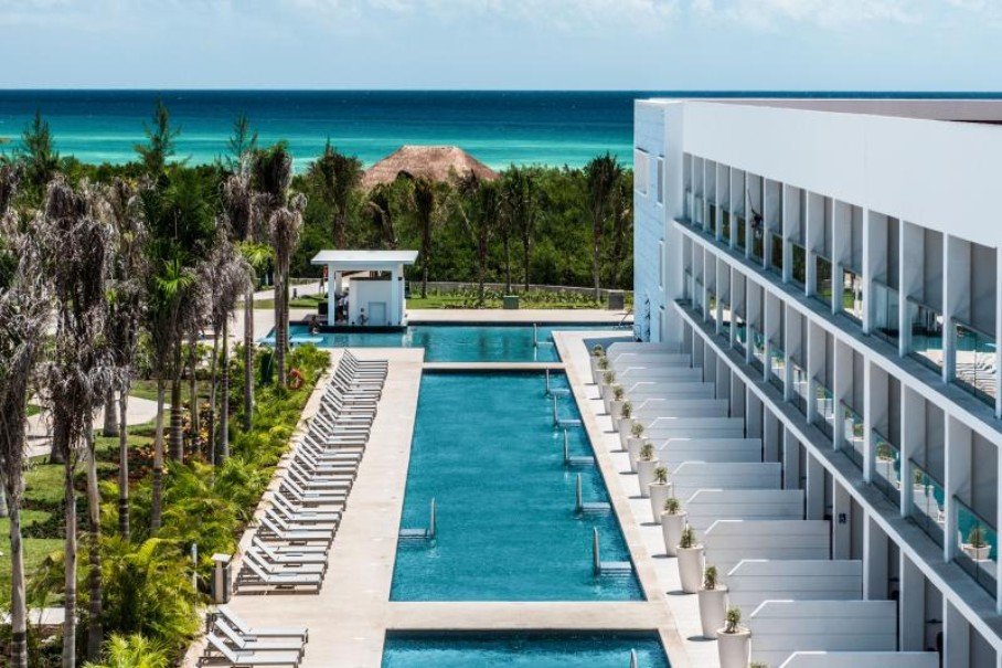 Hotel Platinum Yucatán Princess All Suites & Spa Resort (fotografie 4)