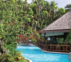 Hotel Coco Beach Island Resort