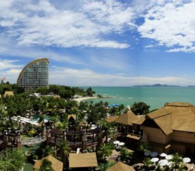 Hotel Centara Grand Mirage Beach Resort Pattaya (hlavní fotografie)