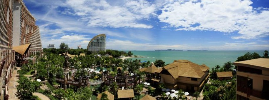 Hotel Centara Grand Mirage Beach Resort Pattaya (fotografie 1)