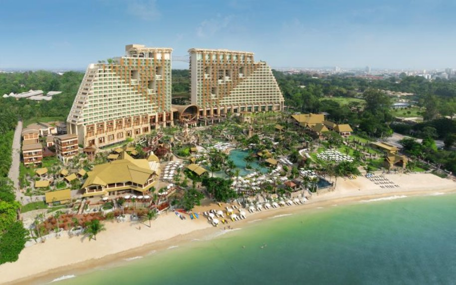 Hotel Centara Grand Mirage Beach Resort Pattaya (fotografie 2)