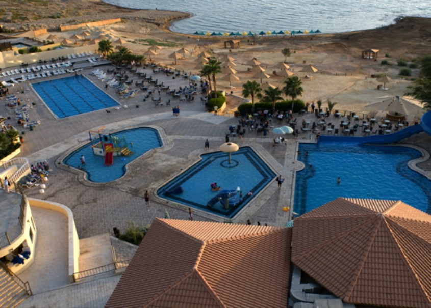 Hotel Dead Sea Spa (fotografie 1)