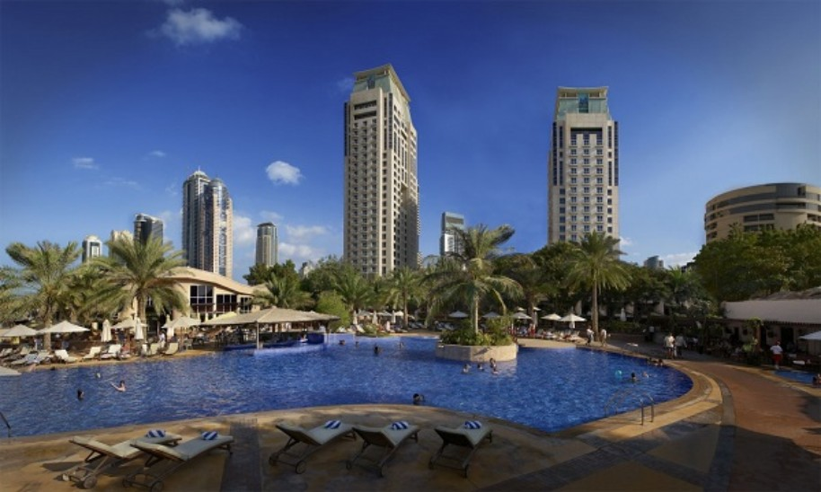 Habtoor Grand Beach Resort (fotografie 1)