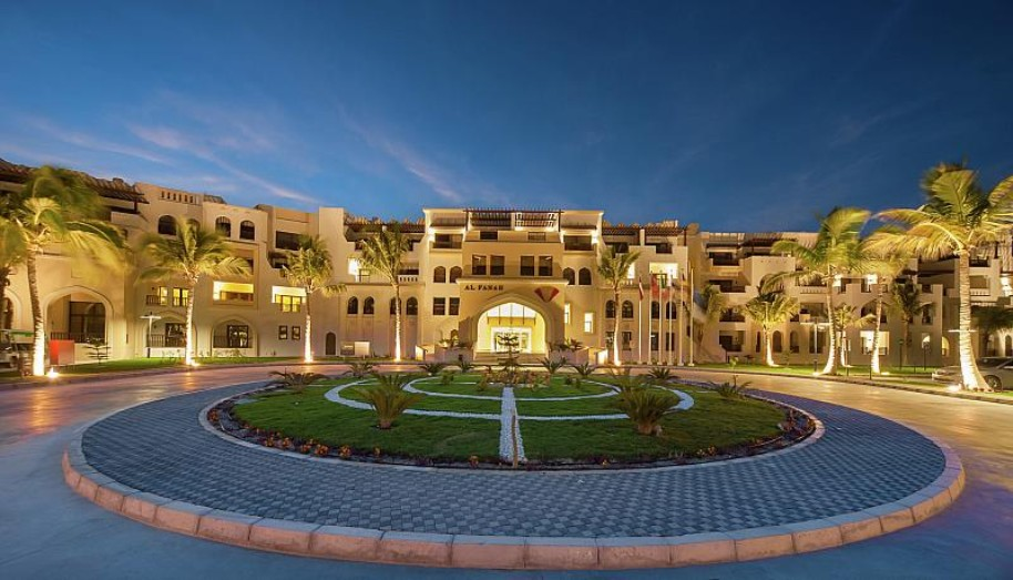 Hotel Al Fanar Beach Resort & Spa (fotografie 17)