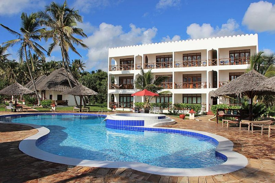 Bungalovy Reef & Beach Resort (fotografie 1)
