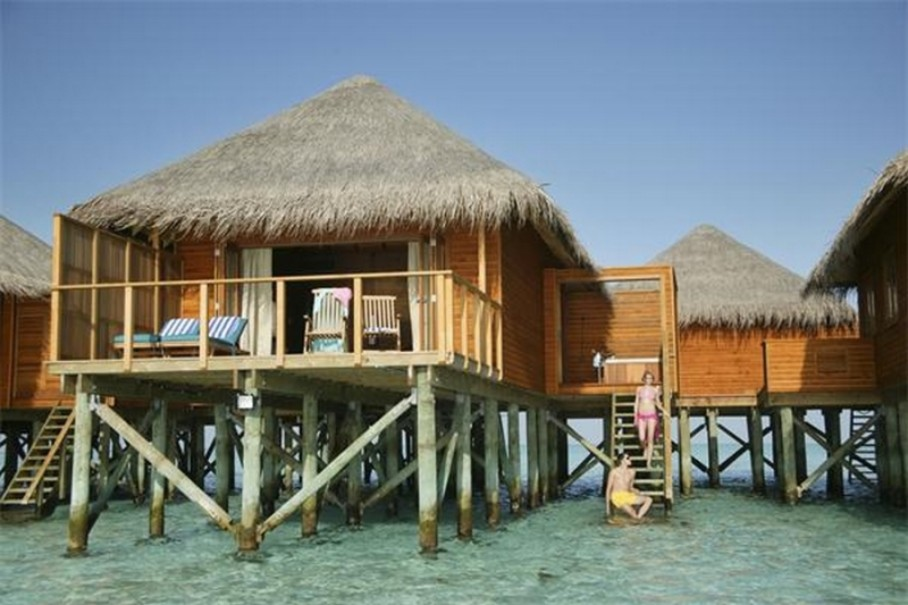 Hotel Meeru Island Resort and Spa (fotografie 14)