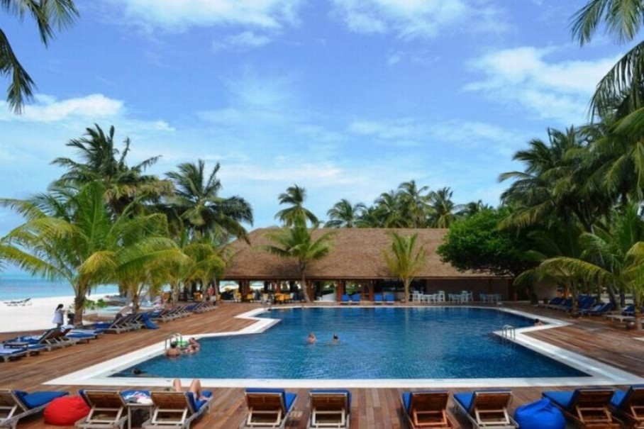 Hotel Meeru Island Resort and Spa (fotografie 29)