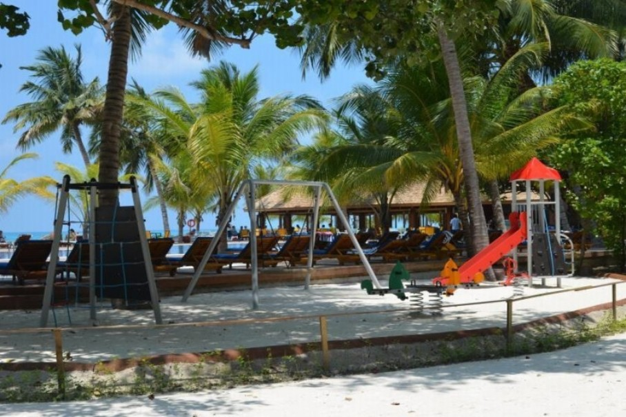 Hotel Meeru Island Resort and Spa (fotografie 31)