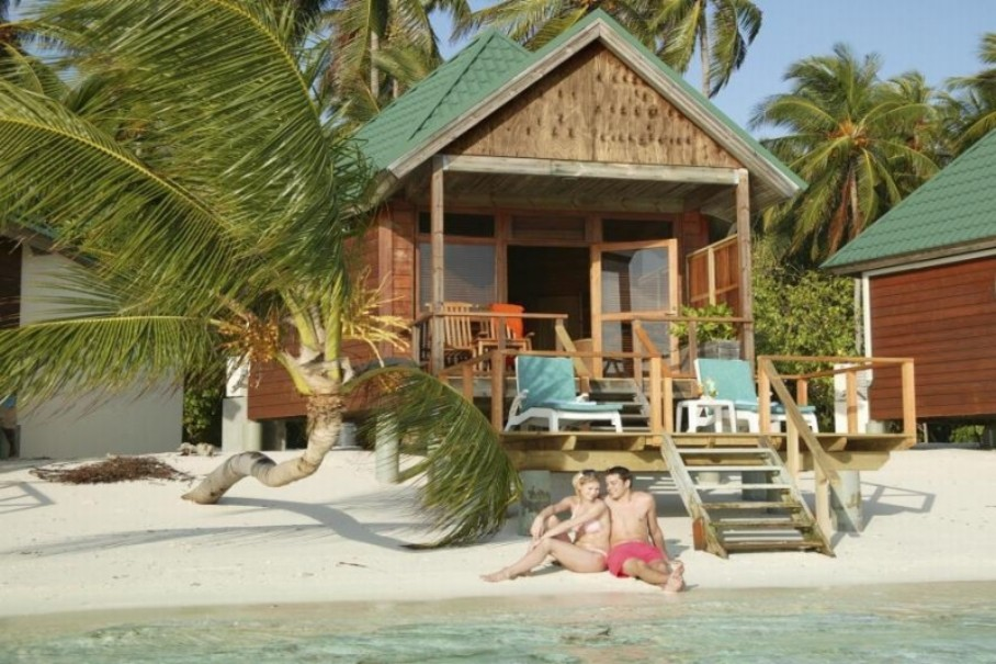Hotel Meeru Island Resort and Spa (fotografie 35)