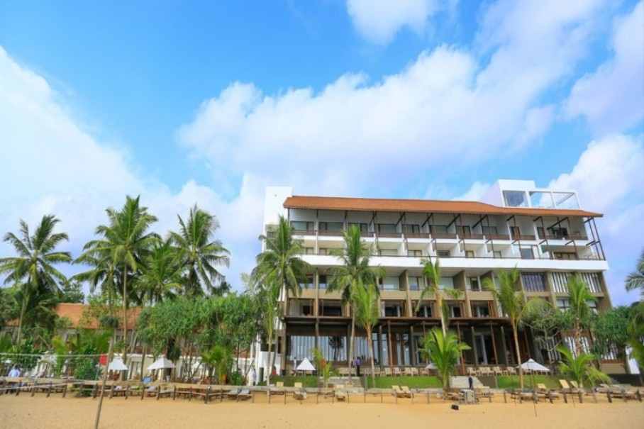 Hotel Pandanus Beach Resort and Spa (fotografie 1)