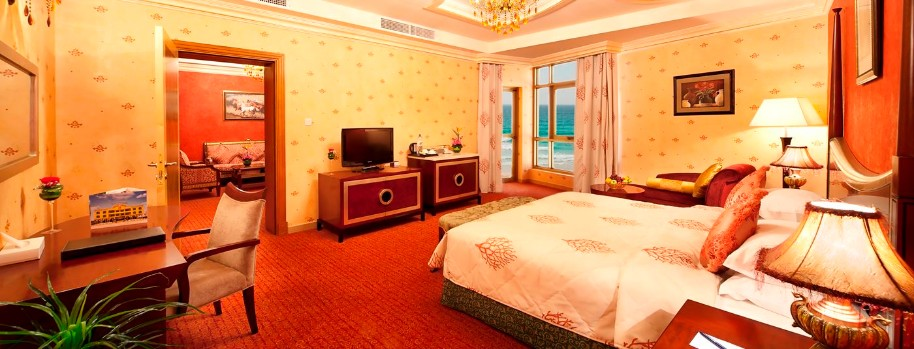 Royal Beach Resort & Spa Hotel Sharjah (fotografie 16)