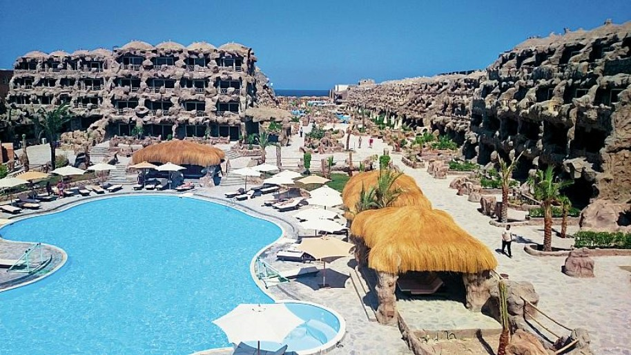 Hotel Caves Beach Resort Hurghada (fotografie 1)