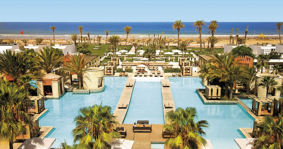 Hotel Sofitel Agadir Royal Bay Resort (fotografie 3)