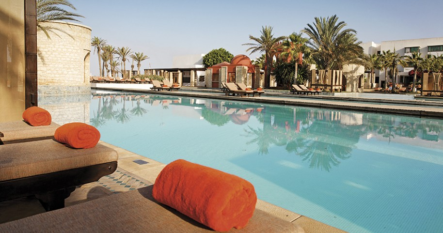 Hotel Sofitel Agadir Royal Bay Resort (fotografie 1)