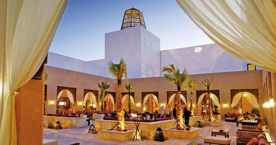 Hotel Sofitel Agadir Royal Bay Resort (fotografie 9)