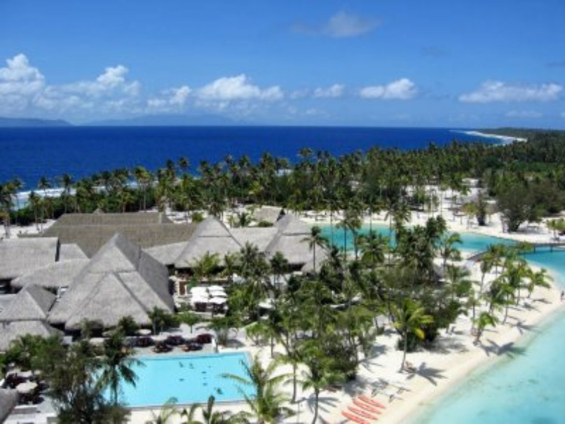 Intercontinental Bora Bora Resort & Thalasso Spa (fotografie 1)