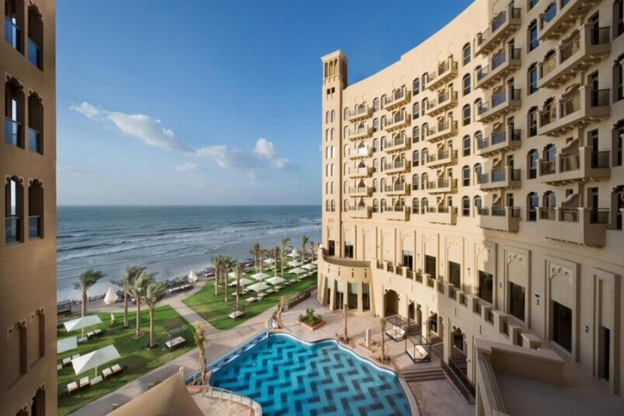 The Ajman Palace Hotel and Resort (fotografie 1)