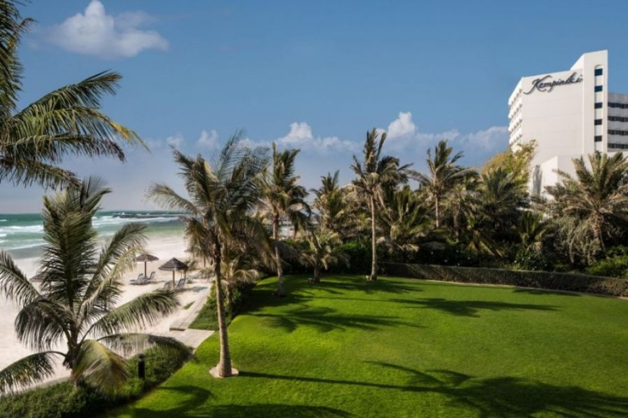 The Ajman Palace Hotel and Resort (fotografie 8)