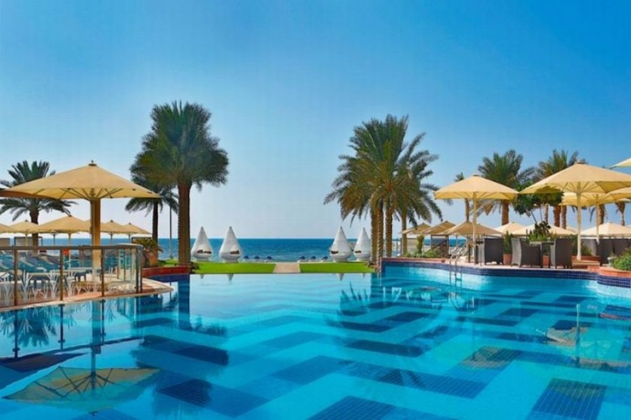 The Ajman Palace Hotel and Resort (fotografie 13)