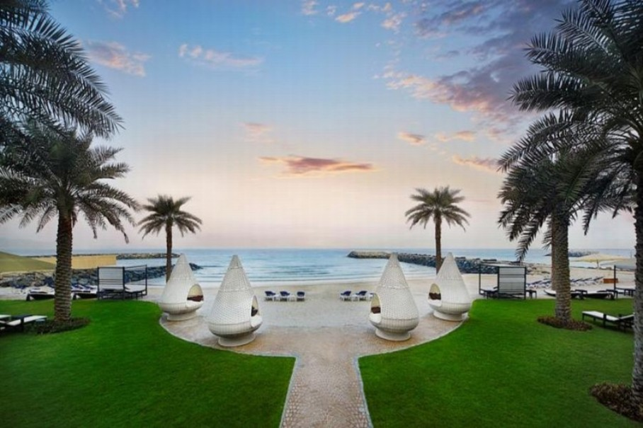 The Ajman Palace Hotel and Resort (fotografie 15)