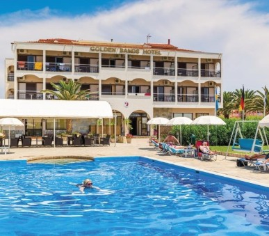 Apartmány Golden Sands