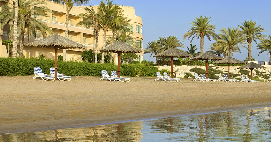 Hotel Hilton Al Hamra Beach & Golf Resort (fotografie 10)