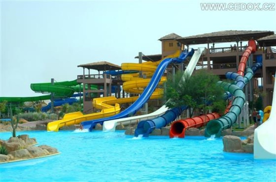 Hotel Jungle Aqua Park (fotografie 7)