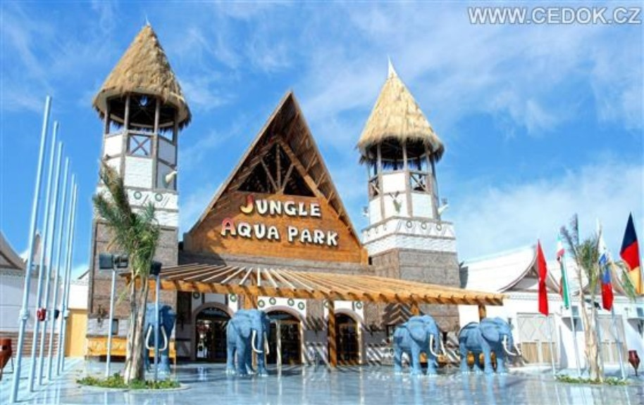 Hotel Jungle Aqua Park (fotografie 8)