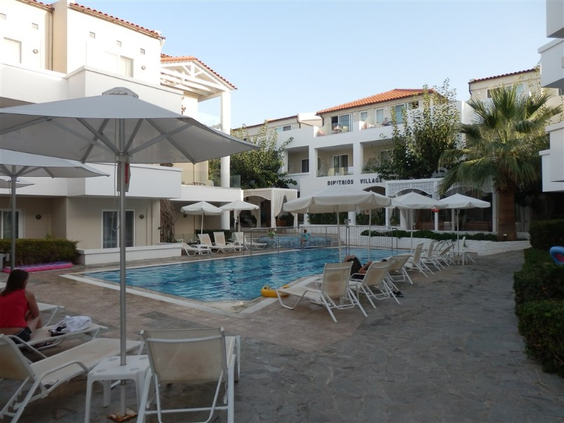 Hotel Dimitrios Village Beach Resort (fotografie 57)