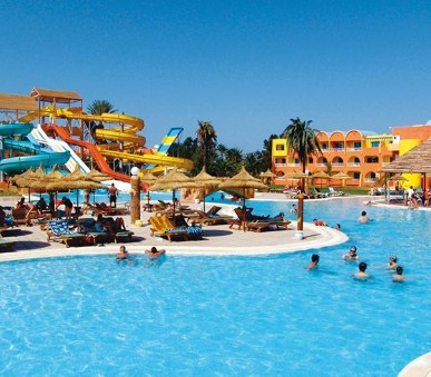 Hotelový resort Caribbean World Monastir