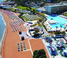 Hotelový komplex Acapulco Beach & Spa Resort