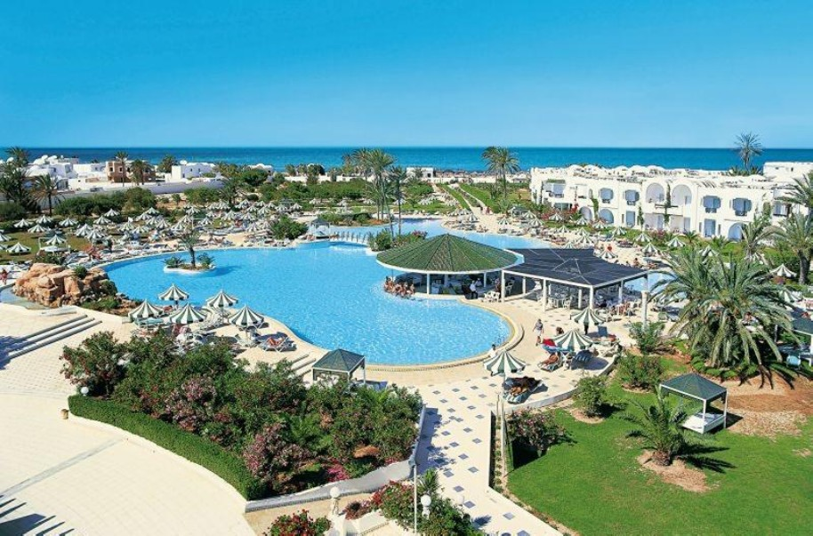 Hotel Holiday Beach Djerba (fotografie 1)