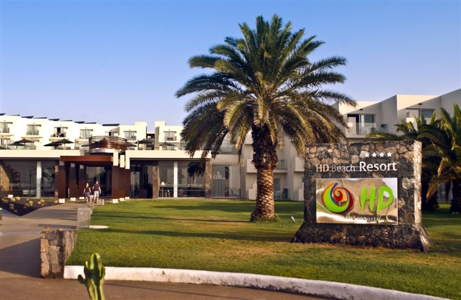 Hotel Hd Beach Resort (fotografie 16)