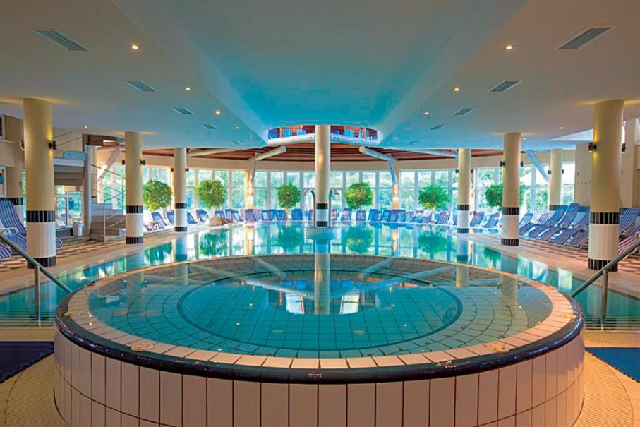 Lotus Therme Hotel & Spa (fotografie 6)