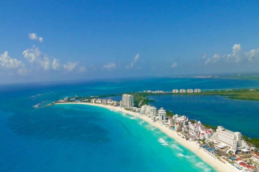 Hotel The Westin Resort and Spa Cancun (fotografie 11)