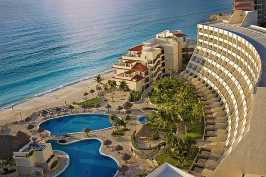 Hotel Grand Park Royal Caribe (fotografie 2)