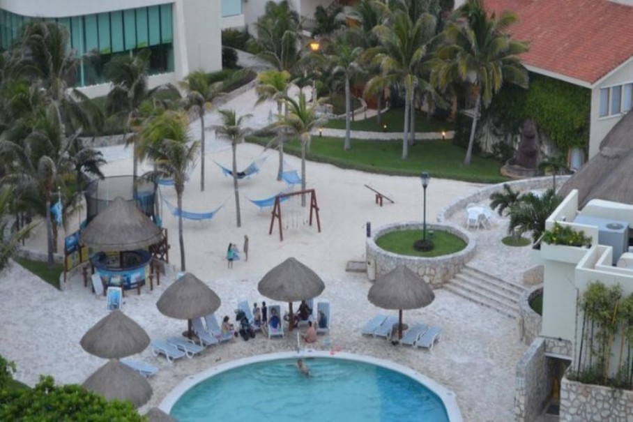 Hotel Grand Park Royal Caribe (fotografie 5)