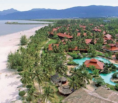 Hotel Meritus Pelangi Beach Resort