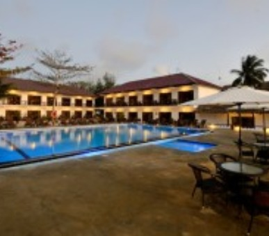 Hotel Amaan Bungalows Beach Resort