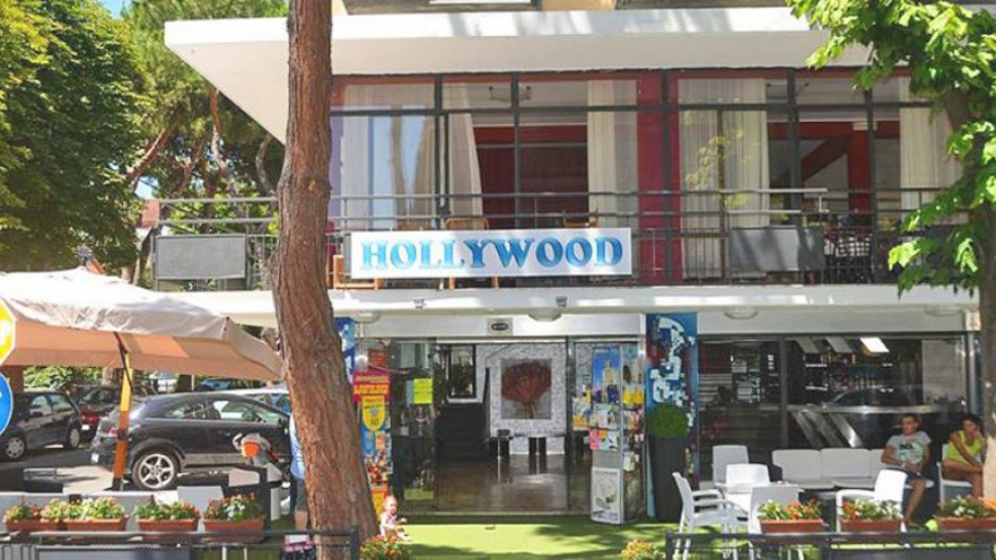 Hotel Hollywood (fotografie 1)