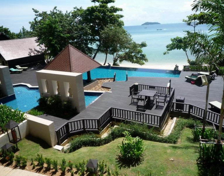 Bungalovy Holiday Inn Resort Phi Phi Island (fotografie 3)