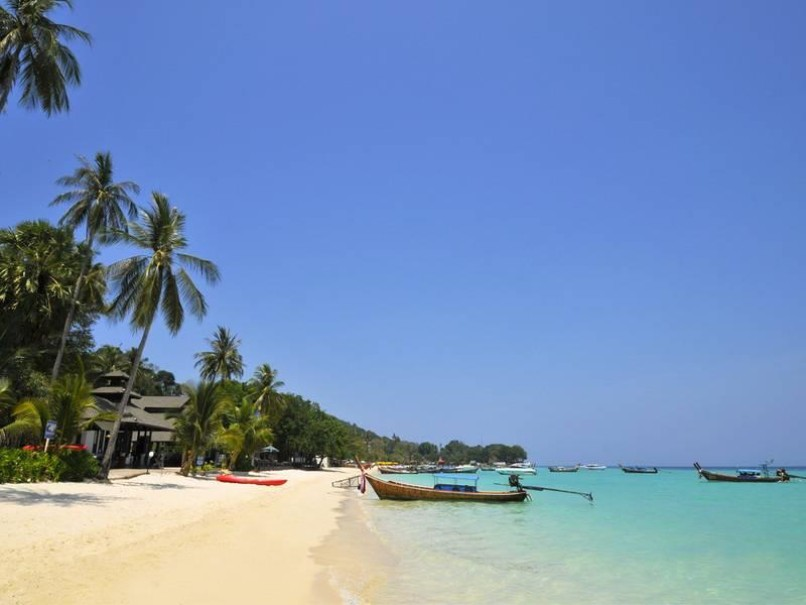 Bungalovy Holiday Inn Resort Phi Phi Island (fotografie 16)